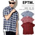 EPTM エピトミ 半袖シャツ サイドジップ EPOT010