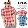 EPTM エピトミ 半袖シャツ サイドジップ EPOT011