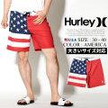 HURLEY ハーレー ボードショーツ 水着 メンズ 国旗柄 サーフ系 ストリート系 スケーター ファッション AO2775 HADT002