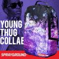 SPRAY GROUND スプレイグラウンド バックパック リュックサック メンズ レディース 鞄 ヒップホップ ストリート ファッション HHBT399