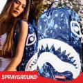 SPRAY GROUND スプレイグラウンド バックパック リュックサック メンズ レディース 鞄 ヒップホップ ストリート ファッション HHBT400