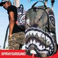 SPRAY GROUND スプレイグラウンド バックパック リュックサック メンズ レディース 鞄 ヒップホップ ストリート ファッション HHBT403