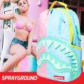 SPRAY GROUND スプレイグラウンド バックパック リュックサック メンズ レディース 鞄 ヒップホップ ストリート ファッション HHBT404