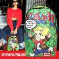 SPRAY GROUND スプレイグラウンド バックパック リュックサック メンズ レディース 鞄 ヒップホップ ストリート ファッション HHBT405