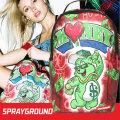SPRAY GROUND スプレイグラウンド バックパック リュックサック メンズ レディース 鞄 ヒップホップ ストリート ファッション HHBT406