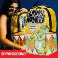 SPRAY GROUND スプレイグラウンド バックパック リュックサック メンズ レディース 鞄 ヒップホップ ストリート ファッション HHBT407