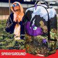 SPRAY GROUND スプレイグラウンド バックパック リュックサック メンズ レディース 鞄 ヒップホップ ストリート ファッション HHBT408