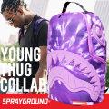 SPRAY GROUND スプレイグラウンド バックパック リュックサック メンズ レディース 鞄 ヒップホップ ストリート ファッション HHBT409