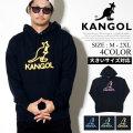 KANGOL カンゴール プルオーバー パーカー メンズ レディース カンガルー ロゴ LCK0015 服 通販 KLPT001