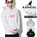 KANGOL カンゴール プルオーバー パーカー メンズ レディース ボックスロゴ LCK0014 服 通販 KLPT002
