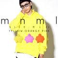 mnml ミニマル プルオーバーパーカー メンズ 18ML-SP137H ストリート系 HIPHOP ヒップホップ ファッション 通販 MLPT004