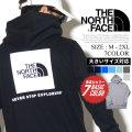 THE NORTH FACE ザノースフェイス プルオーバーパーカー メンズ ボックスロゴ NF0A3FRE NFPT003