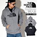 THE NORTH FACE ザノースフェイス ジップパーカー メンズ ロゴ ストリート系 アウトドア ファッション 服 通販 NF0A3MB4