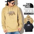 THE NORTH FACE ザノースフェイス パーカー メンズ 大きいサイズ グリズリーロゴ ストリート系 アウトドア ファッション NF0A3WTE 服 通販