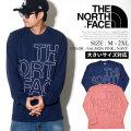 THE NORTH FACE ザノースフェイス ロンT 長袖Tシャツ メンズ ロゴ A3MAY NFTT012