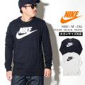 NIKE ナイキ ロンT 長袖Tシャツ メンズ 大きいサイズ ロゴ ストリート系 スポーツ ファッション CI6291 服 通販