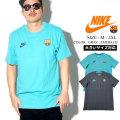NIKE ナイキ Tシャツ メンズ 大きいサイズ バルセロナ ロゴ サッカー ストリート系 スポーツ ファッション BQ9416 服 通販