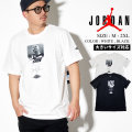 JORDAN (ジョーダン) 半袖Tシャツ M J SS CTN THE  MAN CREW (BQ5554)