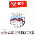 RIPNDIP リップンディップ エアフレッシュナー ストリート系 スケーター ファッション 通販 RDAT006