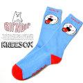 RIPNDIP リップンディップ ハイソックス 靴下 猫 ネコ RDAT035