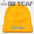 RIPNDIP リップンディップ ニットキャップ 帽子 ロゴ 通販 RDCT014