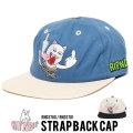 RIPNDIP リップンディップ ストラップバックキャップ メンズ レディース 猫 ネコ ストリート系 ファッション Nermanian Devil Strapback 帽子 通販