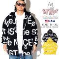 RIPNDIP リップンディップ コーチジャケット メンズ 総柄 フード付き ストリート系 ファッション Repeat Cotton Twill Jacket 服 通販
