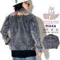 RIPNDIP リップンディップ コーデュロイ ジャケット メンズ ネーム ロゴ ストリート系 ファッション Prisma Corduroy Jacket 服 通販