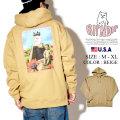 RIPNDIP リップンディップ パーカー メンズ 猫 ネコ 王冠 ストリート系 ファッション Fouquet Madonna Hoodie 服 通販