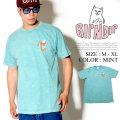 RIPNDIP リップンディップ 半袖 Tシャツ メンズ 猫 ネコ ストリート系 スケーター ファッション 通販 RDTT017