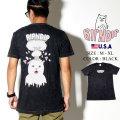 RIPNDIP リップンディップ Tシャツ 半袖 メンズ レディース 猫 ネコ ストリート系 ファッション Mind Blown Tee 服 通販