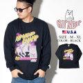 ripndip リップンディップ ロンT 長袖Tシャツ メンズ ロゴ 猫 ねこ ユニコーン ストリート系 ファッション RND3743 服 通販