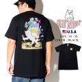 ripndip リップンディップ Tシャツ メンズ 猫 ネコ ストリート系 ファッション RND3952 服 通販