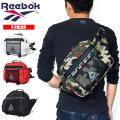 Reebok リーボック ショルダーバッグ ウェストバック 斜め掛け b系 ストリート系 ファッション 鞄 ARB1031 RKBT002