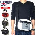 Reebok リーボック サコッシュ ポーチ 斜め掛け ショルダーバック b系 ストリート系 ファッション 鞄 ARB1030 RKBT003