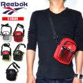 Reebok リーボック サコッシュ ポーチ 斜め掛け ショルダーバック b系 ストリート系 ファッション 鞄 ARB1029 RKBT004