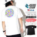 Santa Cruz サンタクルーズ 半袖 Tシャツ メンズ 大きいサイズ サークルロゴ ストリート系 スケーター スケボー スケートファッション 44154241 服 通販