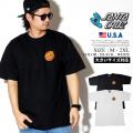 Santa Cruz サンタクルーズ 半袖 Tシャツ メンズ 大きいサイズ サークルロゴ ストリート系 スケーター スケボー スケートファッション 44154080 服 通販