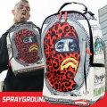 SPRAY GROUND スプレイグラウンド バックパック リュックサック メンズ レディース ベンジャミンフランクリン ヒップホップ ストリート ファッション 鞄 通販 SOBT003