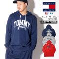 TOMMY HILFIGER トミー ヒルフィガー パーカー メンズ ネーム ロゴ カジュアル ストリート系 ファッション 09T3619 服 通販