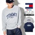 TOMMY HILFIGER トミー ヒルフィガー トレーナー メンズ ネーム ロゴ カジュアル ストリート系 ファッション 09T3727 服 通販