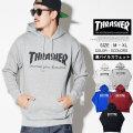THRASHER スラッシャー プルオーバーパーカー メンズ レディース マグロゴ 裏毛 スケーター ストリート ファッション 通販 TH8501PL TSPT1004
