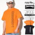 THRASHER スラッシャー Keith Haring キースへリング コラボ 半袖Tシャツ メンズ スケーター ファッション 通販 THKH-ST19 TSTT111