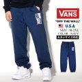 VANS バンズ スエットパンツ メンズ スウェット スケーター ストリート系 ファッション 服 通販