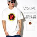 VISUAL (ビジュアル) 半袖Tシャツ メンズ SLR VSTT026