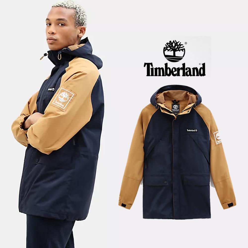 Timberland ティンバーランド ジャケット メンズ 大きいサイズ ロゴ ネーム ストリート系 カジュアル アウトドア ファッション 服 通販 TB0A1WW5