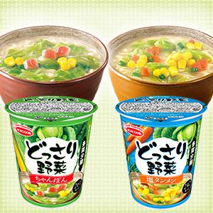 アソート どっさり野菜12食セット