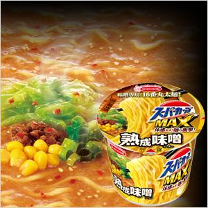 スーパーカップMAX みそラーメン12食セット