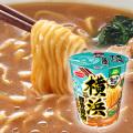 タテ型 飲み干す一杯 横浜 豚骨醤油ラーメン12食 ケース販売