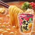 タテ型 飲み干す一杯 札幌 海老味噌ラーメン12食 ケース販売